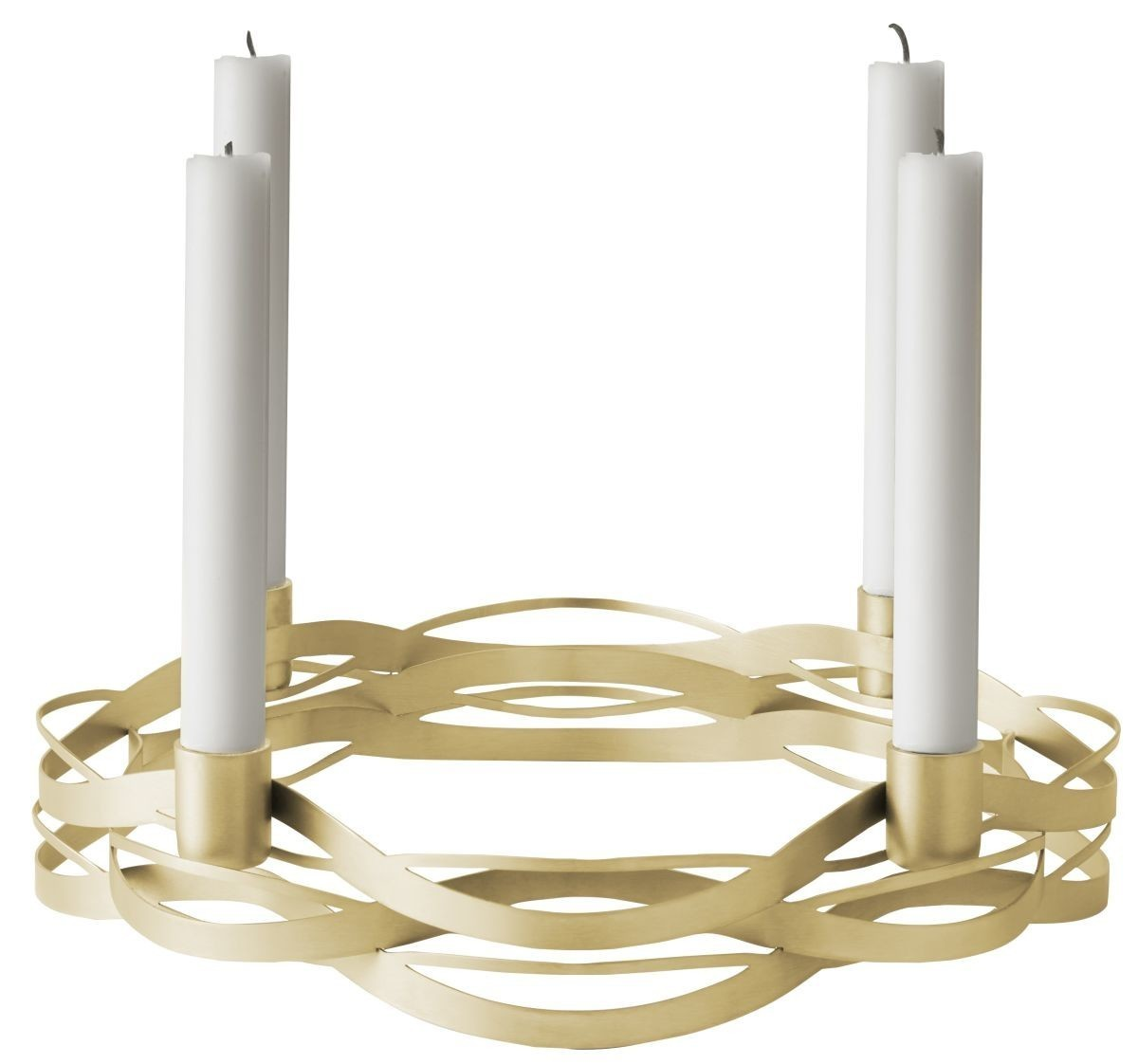 stelton Tangle Adventskranz-Kerzenhalter stelton-10206
