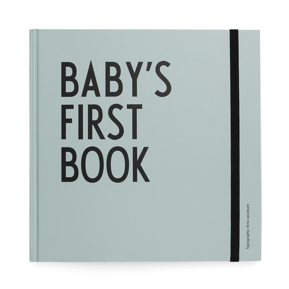 Design Letters Baby`s first Book Erinnerungsbuch