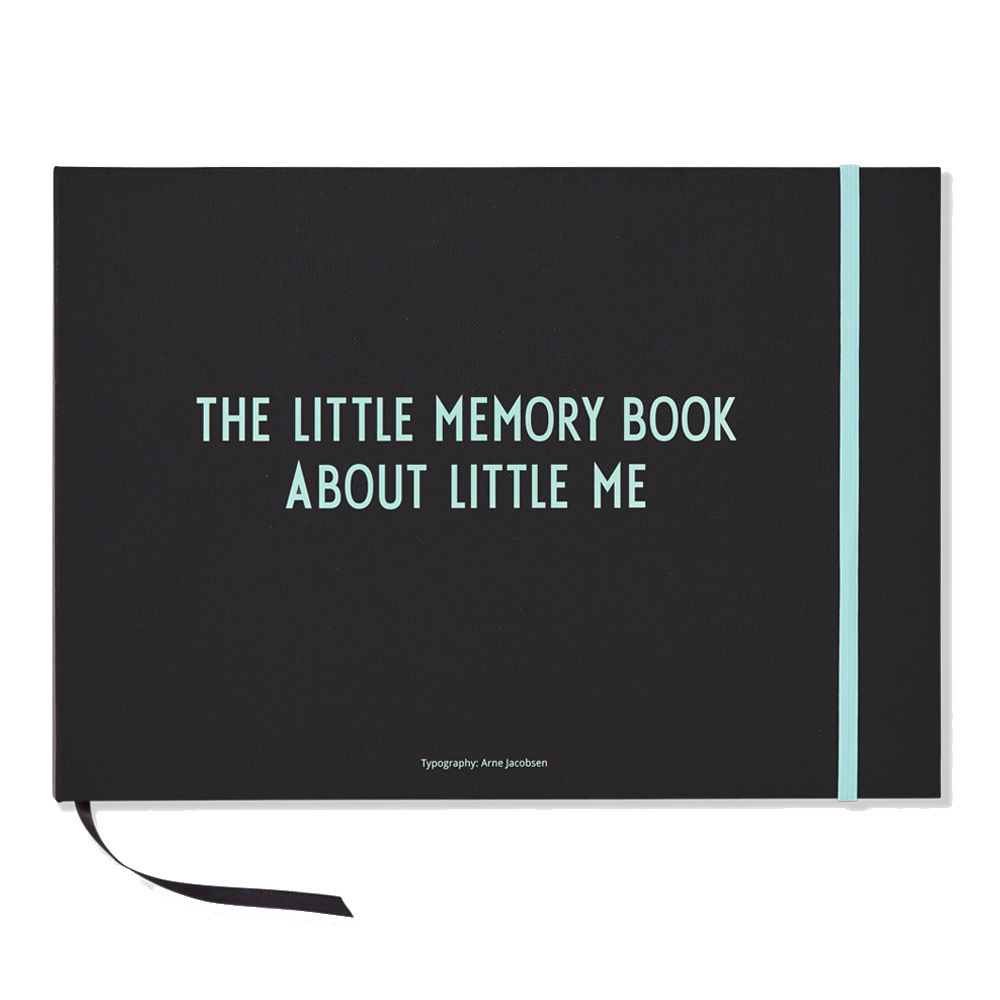 Design Letters Little Memory book about little ...