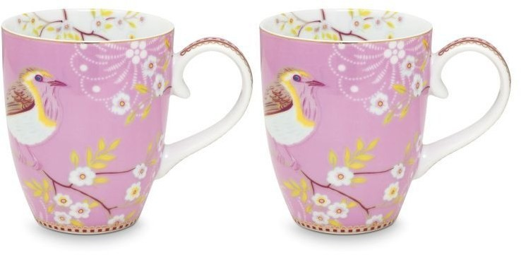 Pip Studio Early Bird großer Becher 2er-Set 51-002-223