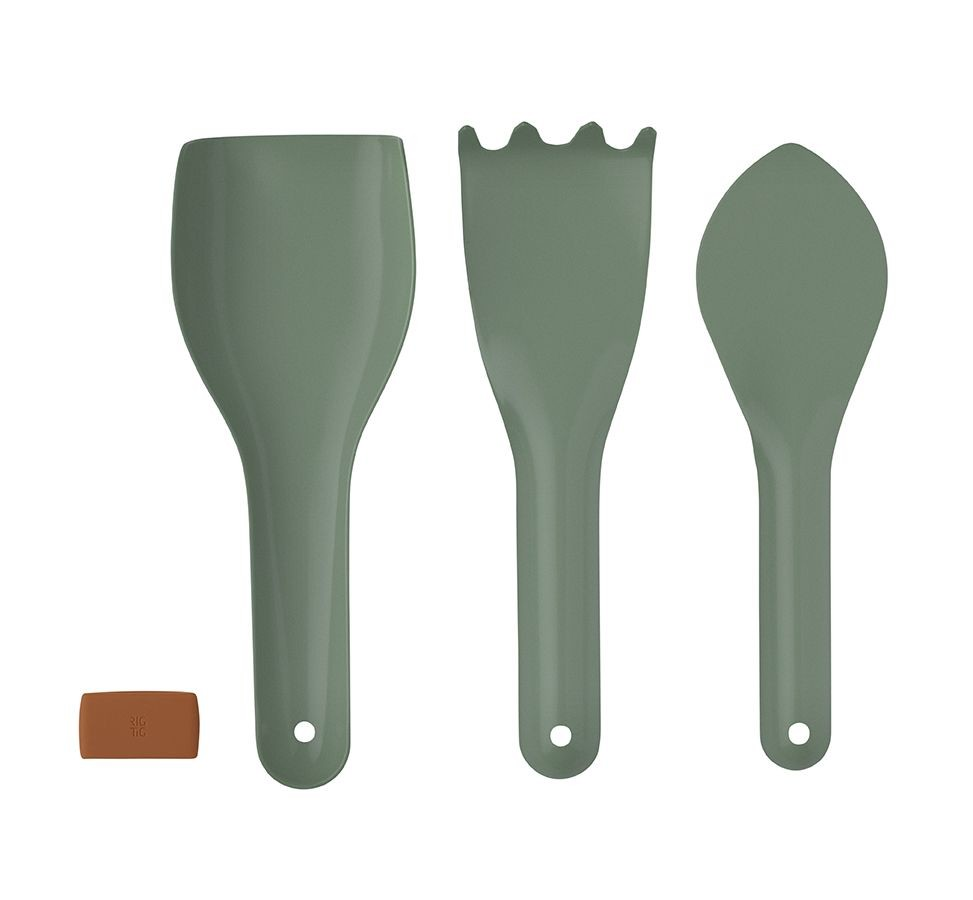 RIG-TIG by stelton GREEN-IT Gartengeräte-Set Z00135