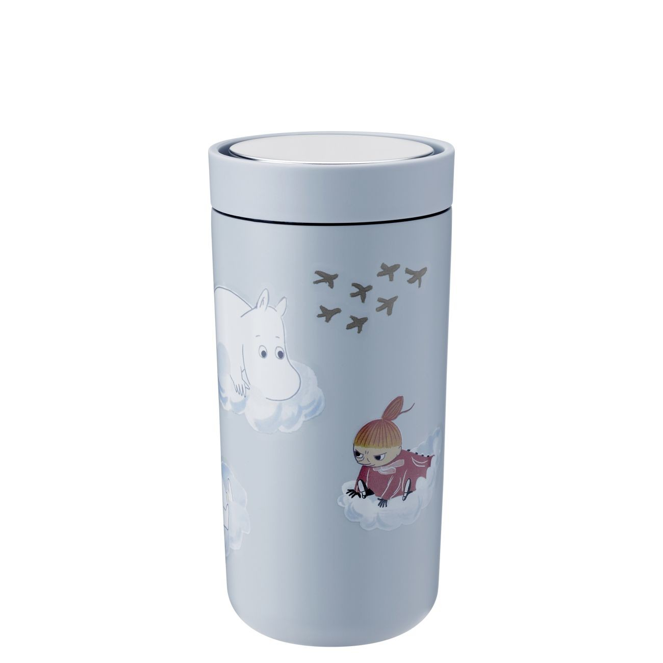 stelton Moomin To Go Click Thermobecher doppelwandig 1371
