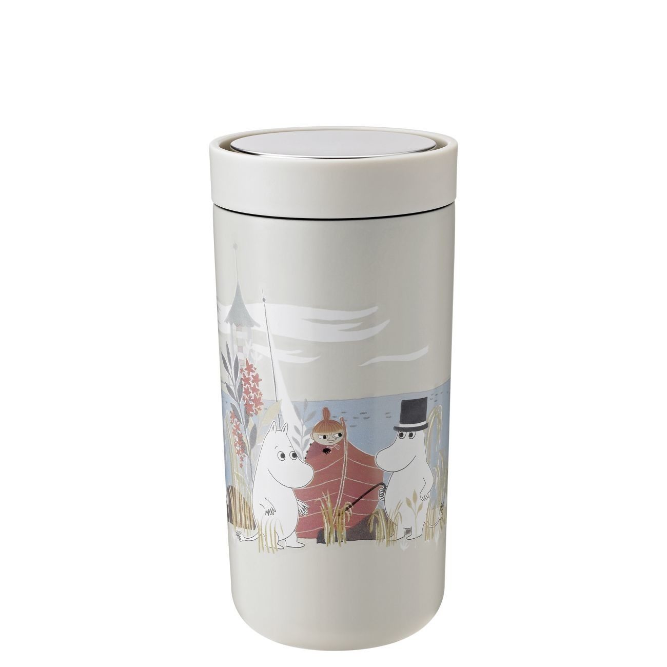 stelton Moomin To Go Click Thermobecher doppelwandig 1371-1